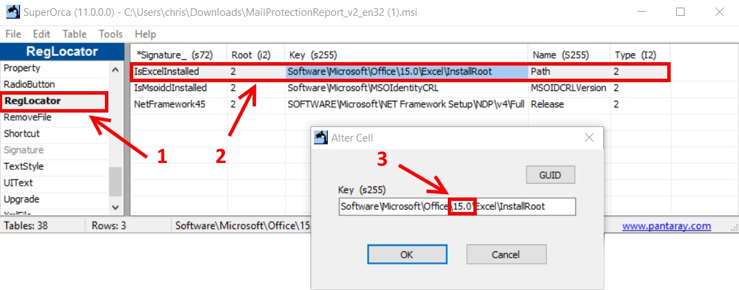 Office 365: Mail Protection Reports with Excel 2016 – Bach